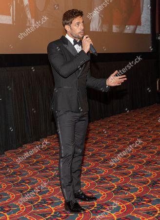 Editorial image of 'En Brazos De Un Asesino' film premiere, Inside, Miami, USA - 04 Dec 2019