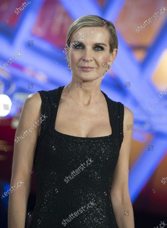 Melita Toscan du Plantier attends the Mad Max screening during the 18th annual Marrakech International Film Festival, in Marrakech, Morocco, 05 December 2019. The film festival runs from 29 November to 07 December 2019.