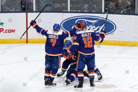 Editorial photo of Golden Knights Islanders Hockey, Uniondale, USA - 05 Dec 2019