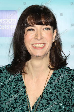 """Diablo Cody attends the """"Jagged Little Pill"""" Broadway opening night at the Broadhurst Theatre, in New York"""