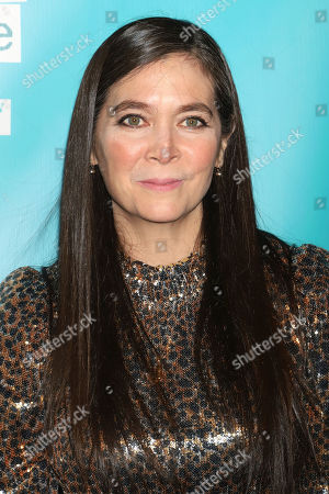 "Diane Paulus attends the ""Jagged Little Pill"" Broadway opening night at the Broadhurst Theatre, in New York"