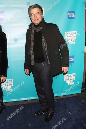 """Peter Gallagher attends the """"Jagged Little Pill"""" Broadway opening night at the Broadhurst Theatre, in New York"""