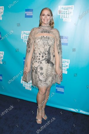 Editorial picture of 'Jagged Little Pill' musical premiere, Arrivals, American Repertory Theater, New York, USA - 05 Dec 2019
