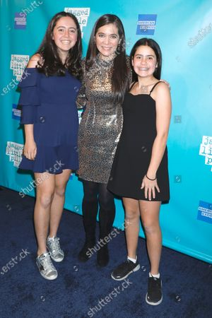 Diane Paulus with her daughters