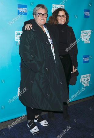 Rosie O'Donnell and Ally Sheedy