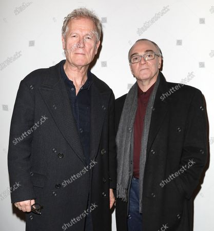 Hans Petter Moland (Director) and Eamonn Bowles (Pres. Magnolia Pictures)