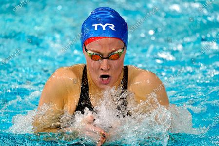 Siobhan-Marie O'Connor of UK