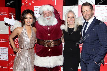Danica McKellar, Santa Claus, Michelle Vicary, Niall Matter