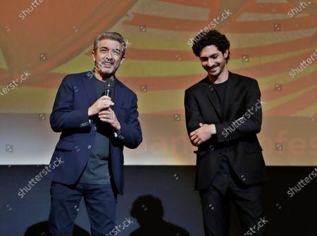 Editorial picture of Havana International Film Festival in Cuba - 05 Dec 2019
