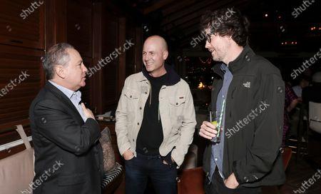 Alan Bergman, Tyler Gillett and guest