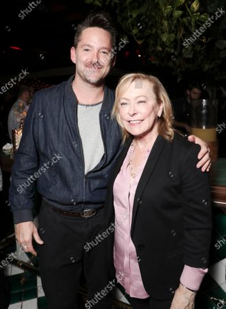 Editorial image of Fox Searchlight holiday press party, The Conservatory, Los Angeles, USA - 05 Dec 2019