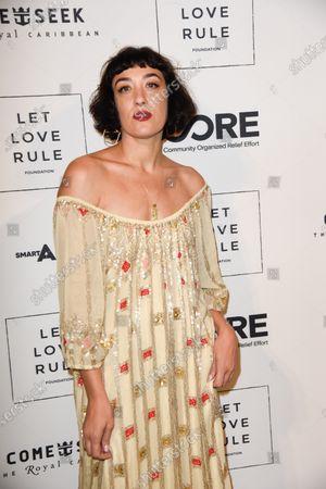 Stock Image of Mia Moretti