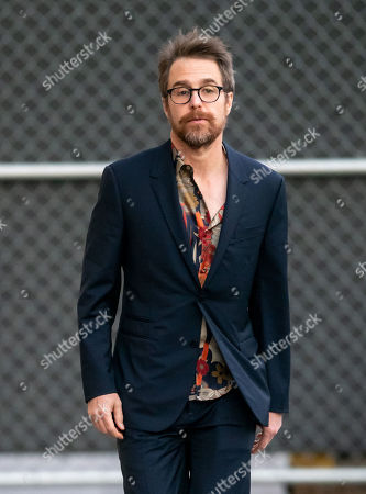 Stock Picture of Sam Rockwell