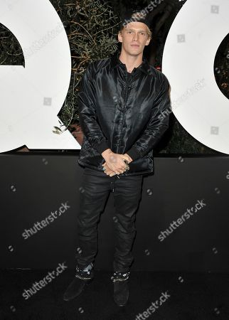 Editorial picture of 2019 GQ's Men of the Year Celebration, West Hollywood, USA - 05 Dec 2019