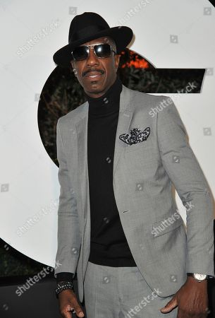 J.B. Smoove arrives at GQ's Men of the Year Celebration, in West Hollywood, Calif