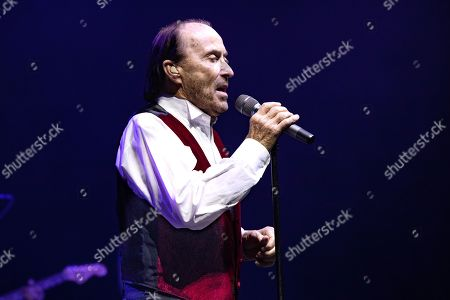 Lee Greenwood performs at the H-E-B Center