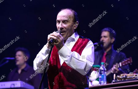 Editorial image of Lee Greenwood in concert, Cedar Park, Texas, USA - 05 Dec 2019