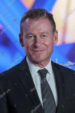 Stock Photo of Richard Roxburgh