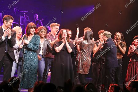 Editorial image of 'Jagged Little Pill' musical premiere, Curtain Call, American Repertory Theater, New York, USA - 05 Dec 2019