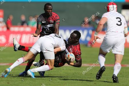 Editorial photo of Rugby Sevens, Dubai, United Arab Emirates - 06 Dec 2019