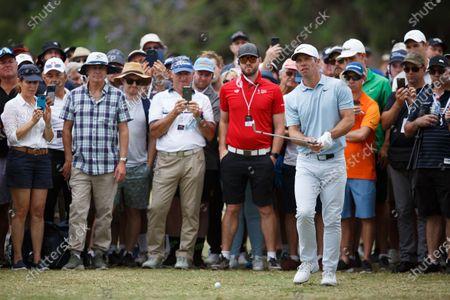 Editorial photo of Emirates Australian Open, Golf, Final Round, The Australian Golf Club, Sydney, Australia - 08 Dec 2019