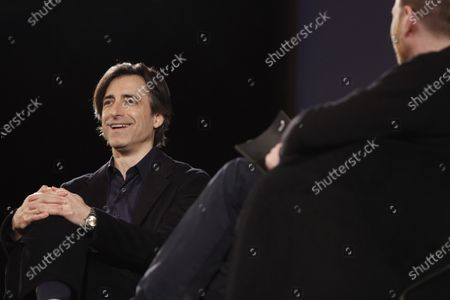 Stock Photo of Noah Baumbach in conversation with Danny Leigh