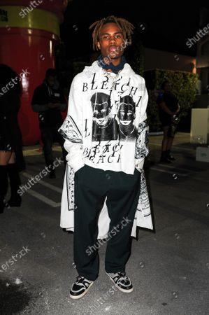 Kailand Morris (son of Stevie Wonder)