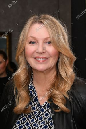Stock Picture of Kirsty Young