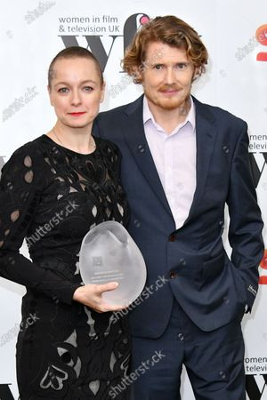 Stock Picture of Samantha Morton and Julian Rhind-Tutt