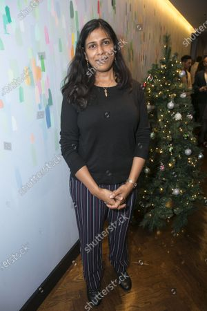 Editorial photo of '2020 WhatsOnStage Awards', Nominations Party, London, UK - 06 Dec 2019