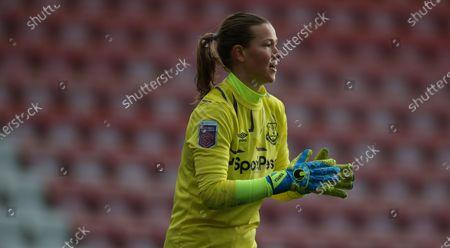 Tinja-Riikka Korpela of Everton Women