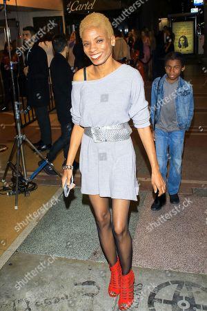 Stock Photo of Angelique Bates