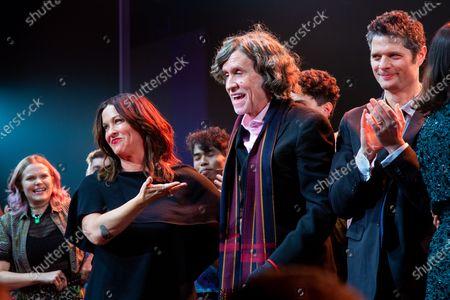 Alanis Morissette, Glen Ballard and Tom Kitt