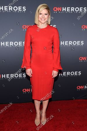Editorial picture of 13th Annual CNN Heroes: An All-Star Tribute, Arrivals, American Museum of Natural History, New York, USA - 08 Dec 2019