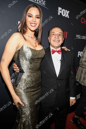 Catriona Gray, Farouk Shami