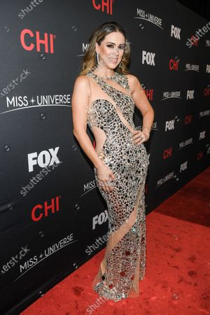 Editorial photo of Miss Universe Competition, Arrivals, Tyler Perry Studios, Atlanta, USA - 08 Dec 2019
