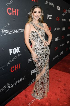 Editorial image of Miss Universe Competition, Arrivals, Tyler Perry Studios, Atlanta, USA - 08 Dec 2019