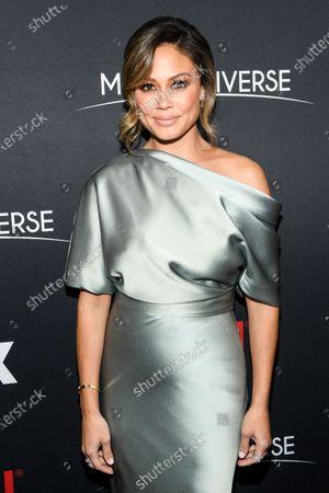 Stock Picture of Vanessa Minnillo