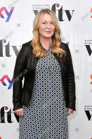 Stock Image of Kirsty Young