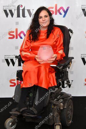 Editorial photo of Sky Women in Film and TV Awards, London, UK - 06 Dec 2019
