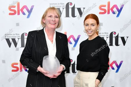Jo Burn and Stacey Dooley