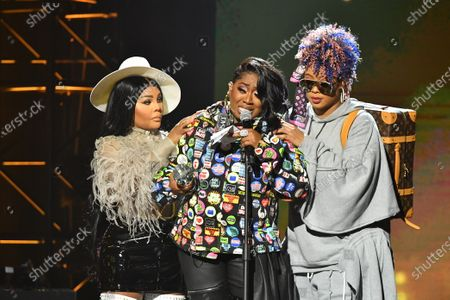 Lil Kim, Missy Elliott and Da Brat