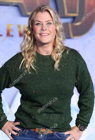 Stock Picture of Alison Sweeney