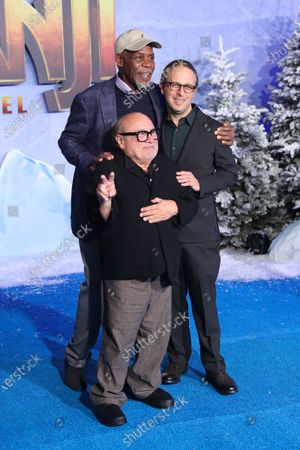 Danny DeVito, Danny Glover and Jake Kasdan