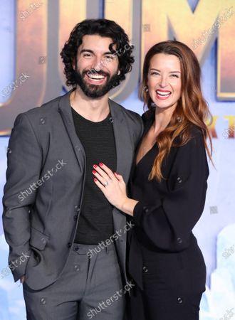 Justin Baldoni and Emily Baldoni