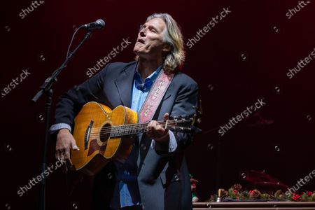 Editorial picture of Billy Dean in concert, Texas, USA - 05 Dec 2019
