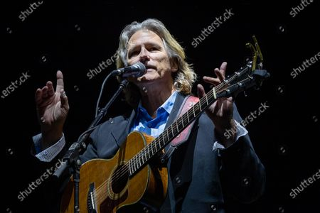 Editorial image of Billy Dean in concert, Texas, USA - 05 Dec 2019