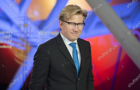 Stock Photo of David Wenham attends the tribute to US actor and director Robert Redford during the 18th annual Marrakech International Film Festival, in Marrakech, Morocco, 06 December 2019. The film festival runs from 29 November to 07 December 2019.