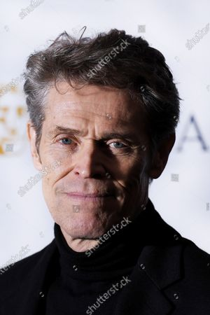 Willem Dafoe ahead of his BAFTA A Life in Pictures event at the Odeon Luxe, Leicester Square, London.