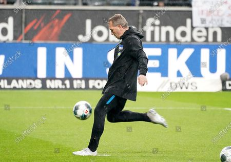06.12.2019, Commerzbank - Arena, Frankfurt, GER, 1.FBL, Eintracht Frankfurt vs Hertha BSC , 
